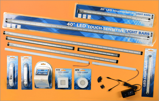 LED Light Bars and Lamps