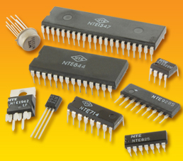 Integrated Circuits Linear Cmos Microprocessors Nte