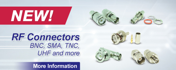 RF Connectors from NTE Electronics