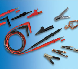 clips and test leads