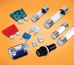 Fuses Electronic Electrical Power Automotive Nte