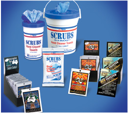 Scrubs, Wipes