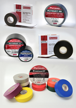 Plymouth Electrical Tape Group Photo