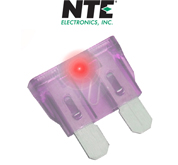 LED Indicator Automotive Fuse Spotlight image