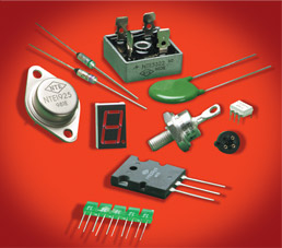 Semiconductors Transistors Diodes Leds Rectifiers