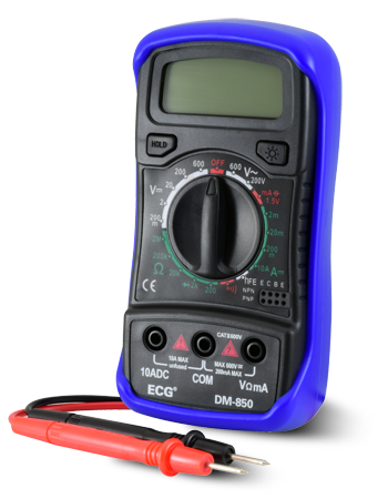 DM-850 Digital Multimeter