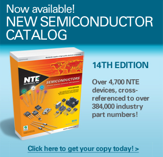 Request NTE's Semiconductor Catalog
