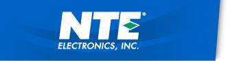 NTE Electronics NEVH1.0M160AA Series Nevh Aluminum Electrolytic Capacitor Radial Lead 1/Μf Capacitance 20/% Capacitance Tolerance 160V Inc.