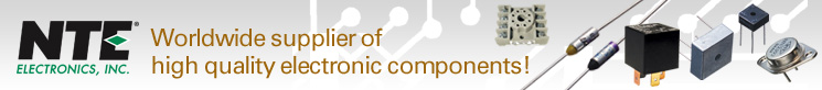 Electronic Components Supplier - NTE Electronics, Inc.