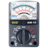 ANALOG MULTIMETER POCKET