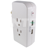 SURGE PROTECTOR 3 OUTLET