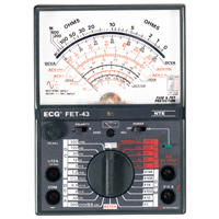 ECG ANALOG MULTIMETER