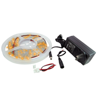 LED STRIP KIT AMBER 16.4F