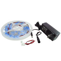 LED STRIP KIT BLUE 16.4FT