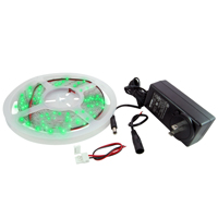 LED STRIP KIT GREEN 16.4F