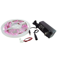 LED STRIP KIT PINK 16.4FT