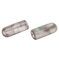 EL WIRE END CAP FOR 2.3MM