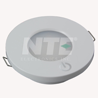 LED LIGHT ROUND 12/24VDC