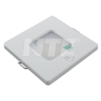 LED LIGHT SQUARE 12/24VDC