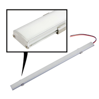 LED LIGHT BAR 12 IN WHITE