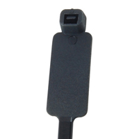 CABLE TIE 7.8IN BLACK