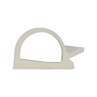 WIRE CLIP NATURAL 50/BAG