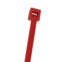CABLE TIE 5.8IN RED