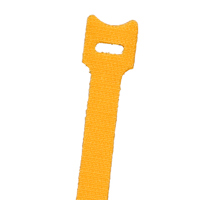 CABLE TIE YEL 40 LB 6IN