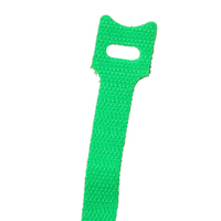 CABLE TIE GREEN 40 LB 6IN