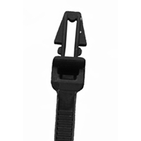 CABLE TIE 7.9IN BLACK