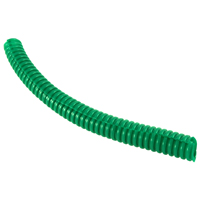 SPLIT LOOM 1/4 INCH GREEN