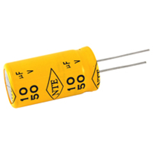 High Frequency Aluminum Electrolytic Capacitor