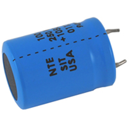 105°C Snap-In Mount Aluminum Electrolytic Capacitor