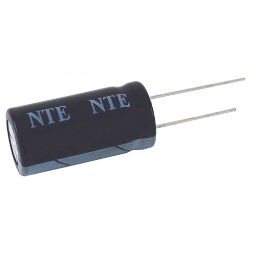 High Temperature +105° C Aluminum Electrolytic Capacitor