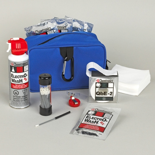 I & M Fiber Optic Cleaning Kit