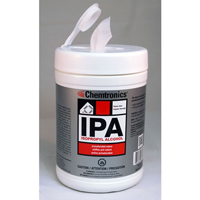 IPA Presaturated Wipes