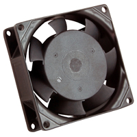 FAN 120VAC 80 X 80 X 25MM