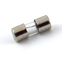 FUSE-3.6X10MM 1A GLASS