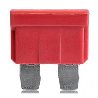FUSE-BLADE 10A 80V RED