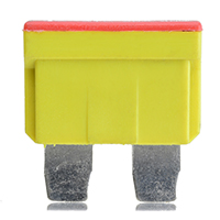 FUSE-BLADE 20A 80V YELLOW