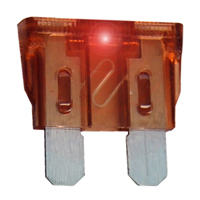 FUSE-AUTO WITH LED 7.5AMP