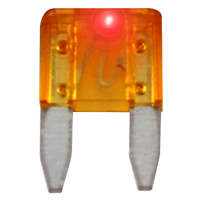 FUSE-MINI AUTO LED 5AMP