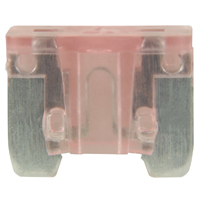AUTO FUSE 5A LOW PROFILE