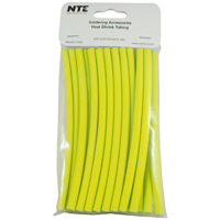 H/S 1/4IN 6IN YELLOW THIN