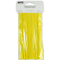H/S 3/8IN 6IN YELLOW THIN