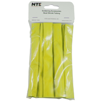H/S 1/2IN 6IN YELLOW THI