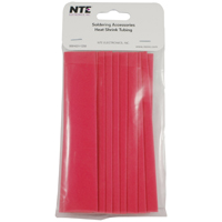 H/S 3/4IN 6IN RED THIN