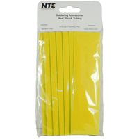 H/S 1IN 6IN YELLOW THIN
