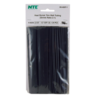 HEAT SHRINK KIT 6IN THIN