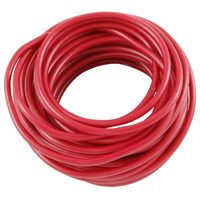 WIRE-16GA RED-STRANDED